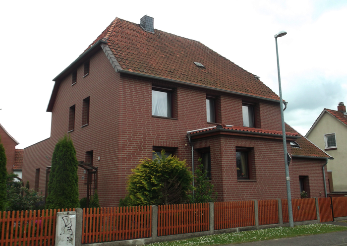 Erneuerung der Fassade inkl. Wärmeschutz in Bodenstedt