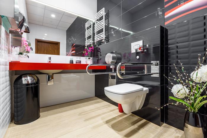 Barrierefreies Badezimmer für Komfort im Alter